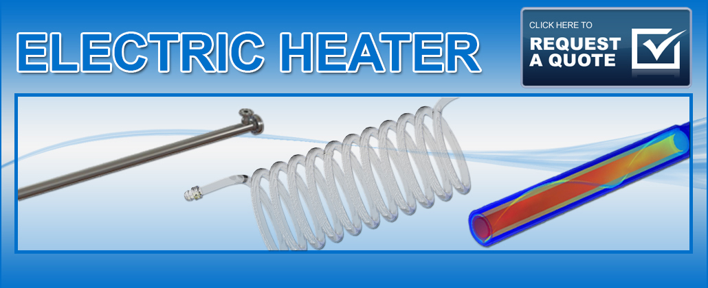 Axial, Spiral And Coil Electric Heaters by SML Associates